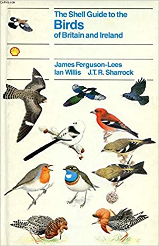 Shell Guide To The Birds Of England And Ireland
