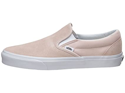 60b2df5e6e1 Amazon.com  Vans Classic Slip-On Shoes Sepia Rose  Sports   Outdoors