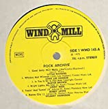 Various: Rock Archive LP VG++/NM UK Windmill WMD 143