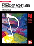 Songs of Scotland, Jerry Silverman, 1562221116
