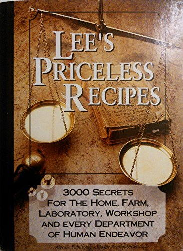 (Lee's Priceless Recipes)