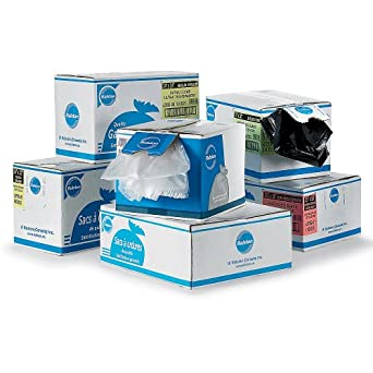 """Garbage Bags - X-Strong - 42""""Wx48""""H - Case Of 75"""