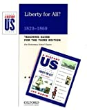 Liberty for All?, 1820-1860, Joy Hakim, 0195168526