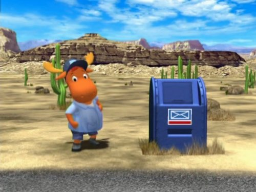 Backyardigans: Special Delivery