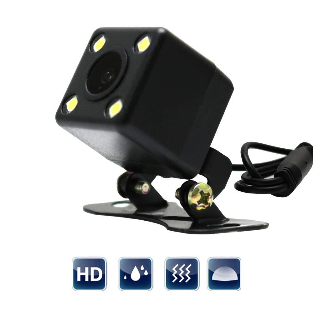 LED Licence Cam/éra de recul Cam/éra de recul/ /Recul /étanche Automatique dune Sauvegarde de Voiture Cam/éra Compatible avec Tous Les v/éhicules