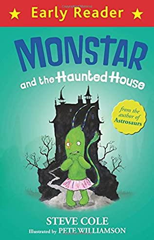 book cover of Monstar and the Haunted House