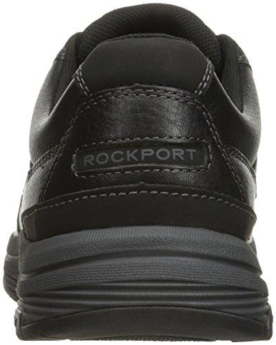 Rockport Herren Power Pace Ubal Wanderschuh- Schwarzes Leder