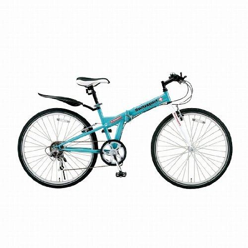 スウィツスポート SK26 26型折畳自転車 B006VP7RB8