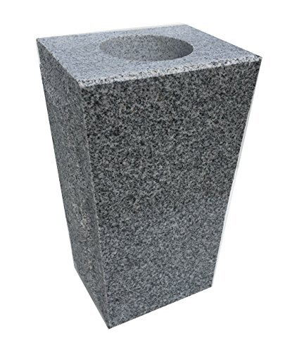 - Upstate Stone Works Granite Vase Tapered (5