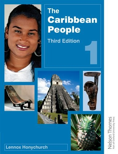 The Caribbean People Book 1 - 3rd Edition (Bk. 1)