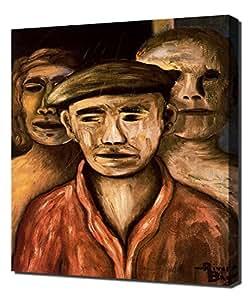 Miquel Rivera Bagur - 18 - Impresión En Lienzo - Impresión Fine Art