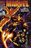 img - for MARVEL 1993 ANNUAL FINANCIAL REPORT #3 (MARVEL 1993 ANNUAL REPORT (1993 MARVEL)) book / textbook / text book