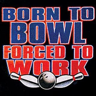 product image for Born To Bowl Towel by Master