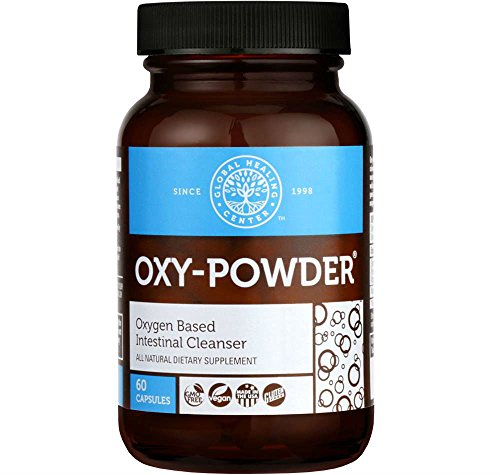 Global Healing Center Oxy Powder Constipation