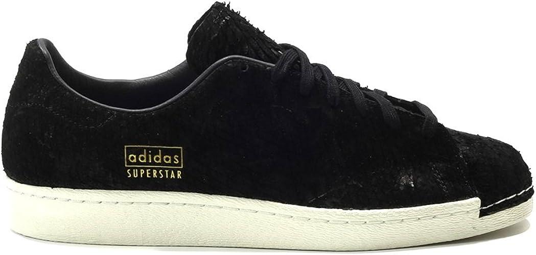 adidas Superstar 80's Clean Mens in BlackBlack by, 12