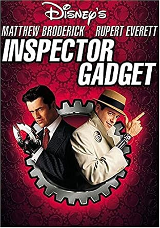 Inspector Gadget DVD 1999 Region 1 US Import