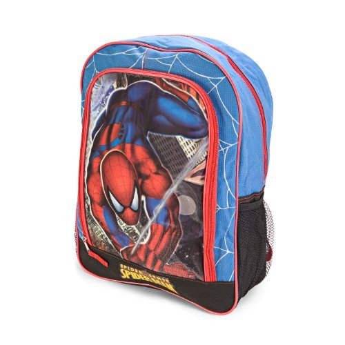 Marvel The Amazing Spider-Man Spider Sense Large Backpack by Fast Forward