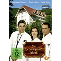 Die Schwarzwaldklinik, Staffel 1 (Jumbo-Amaray 4 DVDs)