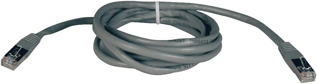 Gray Tripp Lite CAT5E Molded Patch Cable 2 Ft.