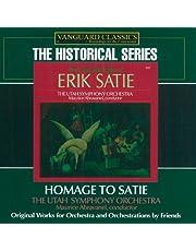 Homage to Satie: Orchestra Works
