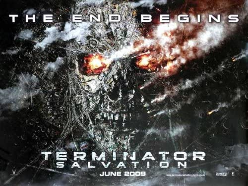 """Image result for """"terminator salvation"""" poster amazon"""