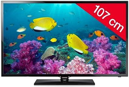 Samsung televisor LED UE42 F5000 + 2 años de garantía: Amazon.es: Electrónica