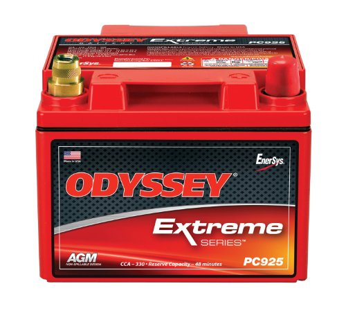 Odyssey PC925MJT Automotive and LTV - 2000 Civic Honda Battery