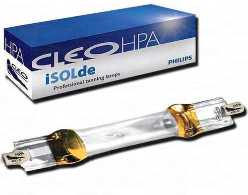 1 Philips Cleo HPA 400 S Strahler jetzt iSOLde Cleo Solarium