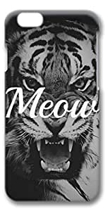 i phone 6 case, iphone 6 case, iphone 6 4.7 cases 3D Hard back cases cover skin protector Meow