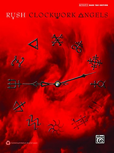 (Rush: Clockwork Angels: Authentic Bass TAB (Bass Guitar))