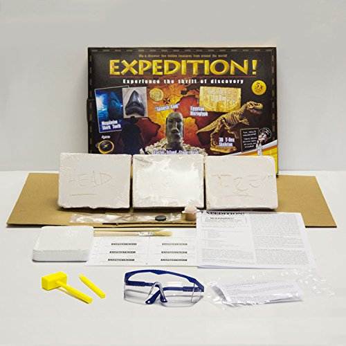 Expedition : multi-kit – Discover 5 TreasuresからAround the World B01D06TAAQ