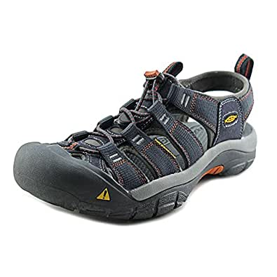 Keen Newport H2 - Sandalias Deportivas para Hombre, Color India Ink/Rust
