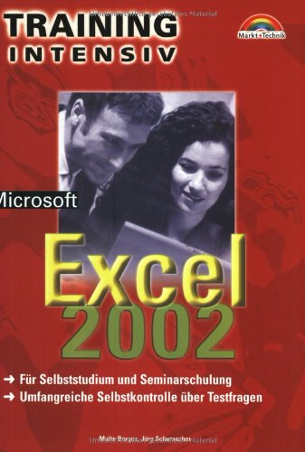 Microsoft Excel 2002 Training Intensiv (M+T Training)