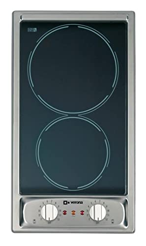 Amazon.com: Verona 12 inch Negro Electric Cooktop ...