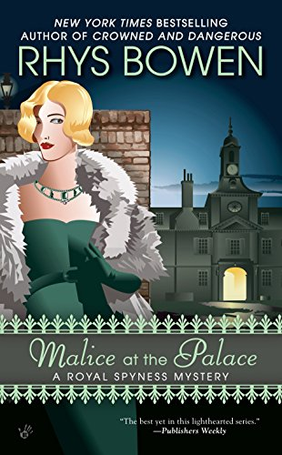 Malice At The Palace  A Royal Spyness Mystery
