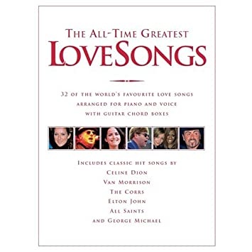 All time favourite love songs