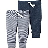 Carter's Baby Boys Bottoms 126g553, Navy, 3 Months Baby