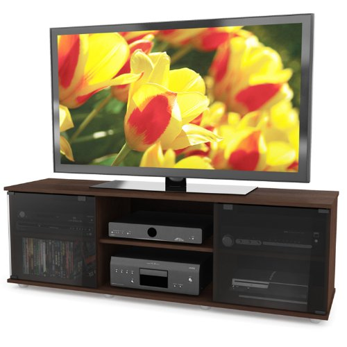 Tv Stand Maple Corner (Sonax FB-2607 Fiji TV Stand, Brown)