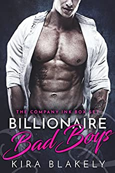 Billionaire Bad Boys Company Ink ebook product image