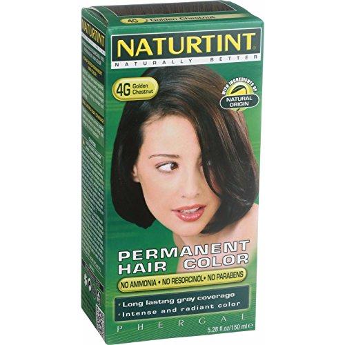 Naturtint Hair Color - Permanent - 4G - Golden Chestnut - 5.28 oz (Naturtint Hair 4g)