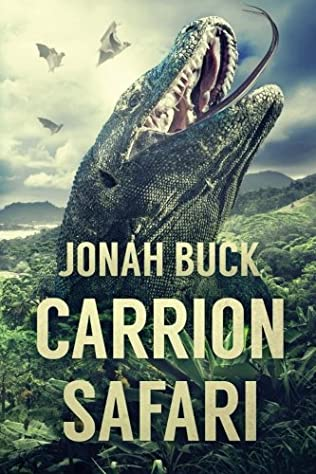 book cover of Carrion Safari