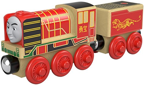 Fisher-Price Thomas & Friends Wood, Yong Bao