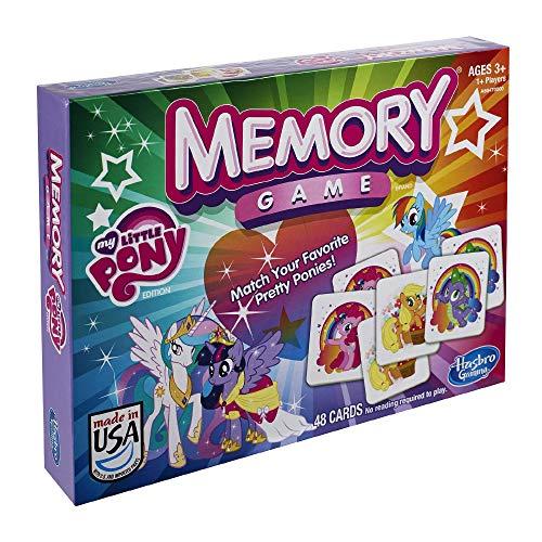 Hasbro My Little Pony Memory Game]()
