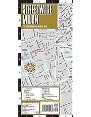 Streetwise Milan Map