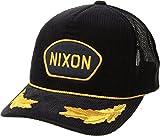 NIXON Men's Shoreline Trucker Hat Navy One Size