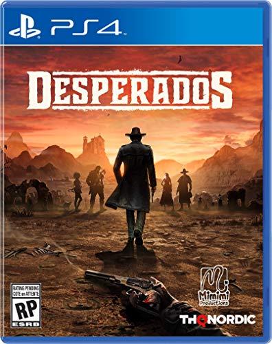 Desperados 3 - PlayStation 4 (Game Console Playstation 3 Console)