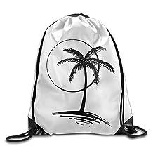Vacation Time V2 Athletic Tote Hiking Drawstring Bag