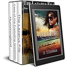 """Mysteries & Suspense Box Set : """"The Lazarus File"""" """"Hummingbird"""" """"Case of the Exploding Speakeasy"""" (Catch Me If You Can Book 1)"""