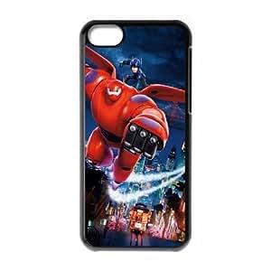 Big Hero 6 FG0083537 Phone Back Case Customized Art Print Design Hard Shell Protection Iphone 5C