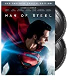 Man of Steel (Two-Disc Special Edition DVD) by Warner Bros.